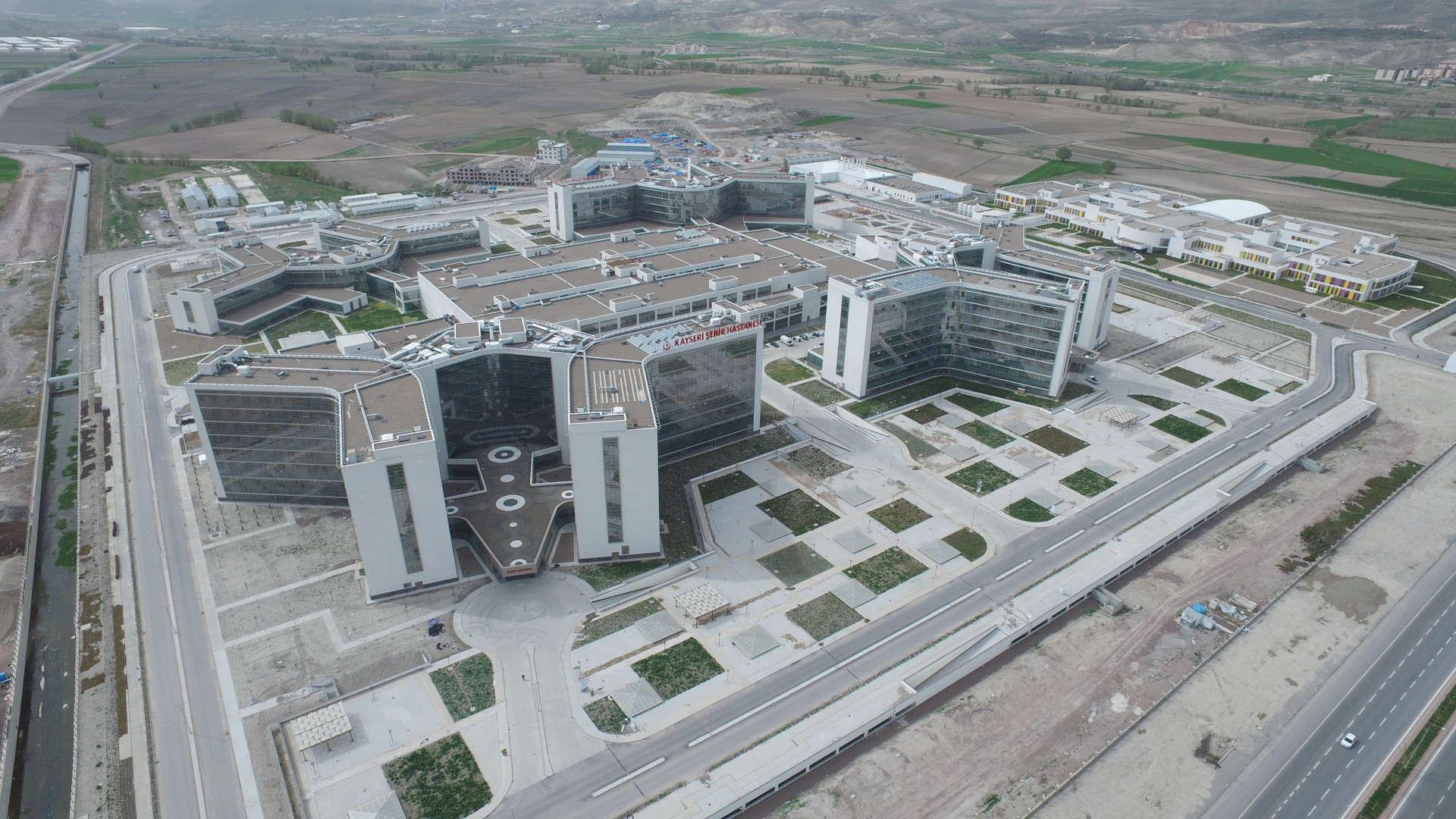 Kayseri Integrated Health Campus – NKY
